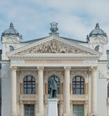 "National Theatre ""Vasile Alecsandri"" from Iasi, Romania — Stock Photo"