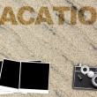 Vacation Background — Stock Photo #10211107