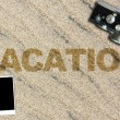 Vacation Background — Stock Photo #10211110