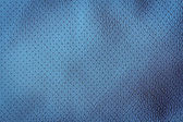 Interior Design - Blue Leather — Stock Photo