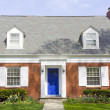 Traditional Home — Stock Photo #9540779