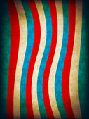 4th July Design Vintage Poster — ストック写真
