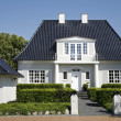 Luxury villa Denmark - Foto Stock