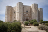Castel del Monte Apulia — Stock Photo