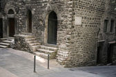 Medieval architecture — Stock Photo