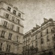 My old Montmartre - Stock Photo