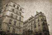 Mój stary montmartre — Zdjęcie stockowe