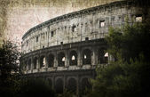 Colosseum - Rome, Italy — Stock Photo
