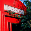 London red phone booth — 图库照片 #10016073
