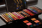 Colors palette for eyes — Stock Photo