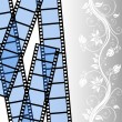 Royalty-Free Stock : Film strip vector template