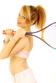 Sport and wellness 129 — Stock Photo
