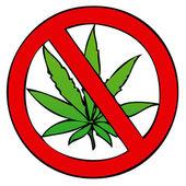 No to drugs — Stock Photo