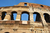 City of Rome - The Colosseum - Italy 008 — Stock Photo