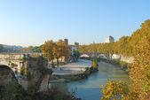 イタリア ローマ市 - ティベリーナ島 - 020 — ストック写真