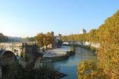 意大利罗马市-tiber 岛-017 — 图库照片