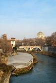 City of Rome - Tiber Island - Italy 043 — Stock Photo