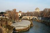 City of Rome - Tiber Island - Italy 038 — Stock Photo