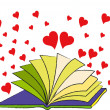 The Book of Love — Stock Photo #9096927