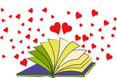 The Book of Love — Stock Photo
