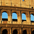 Postcards of Rome - Colosseum - Italy 012 — Stock Photo #9204753