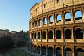 Postcards of Rome - Colosseum - Italy 022 — Stock Photo