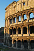 Postcards of Rome - Colosseum - Italy 018 — Stock Photo