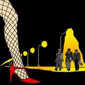 Prostitution 3 — Stock Photo