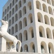 Stock Photo: Rome EUR (Palace of Civilization 041) - Rome - Italy