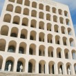 Rome EUR (Palace of Civilization 022) -Rome - Italy - Stock Photo