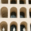 Rome EUR (Palace of Civilization 016) - Rome - Italy — Stock Photo