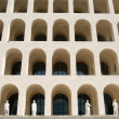 Rome EUR (Palace of Civilization 012) - Rome - Italy — Stock Photo