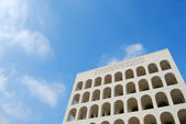 Rome EUR (Palace of Civilization 076) - Rome - Italy — Stock Photo