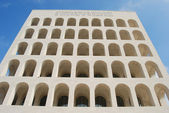 Rome EUR (Palace of Civilization 048) - Rome - Italy — Stock Photo
