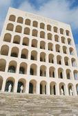 Rome EUR (Palace of Civilization 022) -Rome - Italy — Stock fotografie