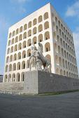 Rome (Palace of Civilization 010) - Rome - Italy — Stock Photo