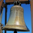 Bronze Bell - Bell - Malcesine Italy — Stock Photo #8019402