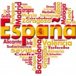 Stock Photo: I Love España
