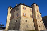 Thun Castle - Italy — Stock Photo