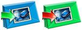 E-mail Concept — Stock Photo