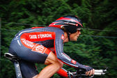 Giro d'Italia 2010 (Tour of Italy) - Individual Time Trial — Stock Photo
