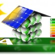 House Energy Saving Concept — Stock Photo #8769547
