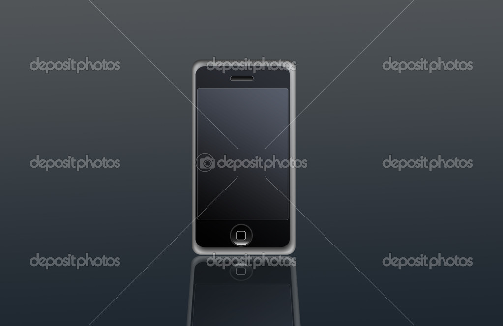 IPhone — Stock Photo #8735558