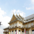 Thailand temple — Stock Photo