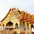 Thailand temple - Stock Photo
