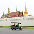 Tuk tuk taxi thailand — Stock Photo