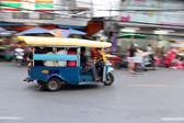 Tuk tuk taxi thailand — Stock Photo