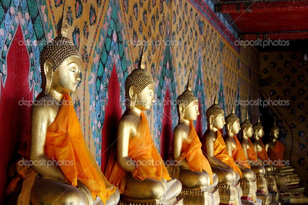 Image of Buddha,thailand — Stock Photo #9726289