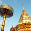 Wat Phra That Doi Suthep - Stock Photo