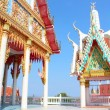 Temple of thailand - Stock Photo